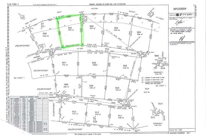 Lot 901 Michigan Road Bathurst NSW 2795 - Image 1