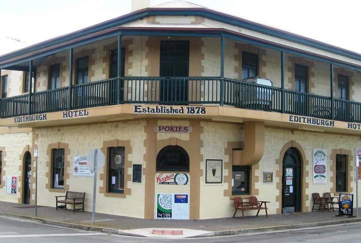 Edithburgh Hotel, 16 Edith Street Edithburgh SA 5583 - Image 1