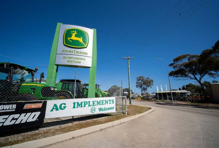 AG IMPLEMENTS DEALERSHIP NETWORK, 20 Yilgarn Avenue Northam WA 6401 - Image 1
