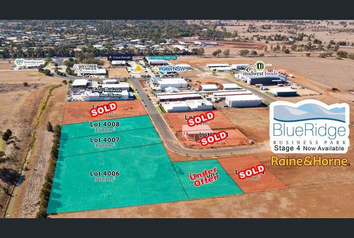 Lots 4001-4008 Asset Way Dubbo NSW 2830 - Image 1
