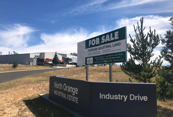 North Orange Industrial Estate, Proposed Lot 2 Industry Drive Orange NSW 2800 - Image 1