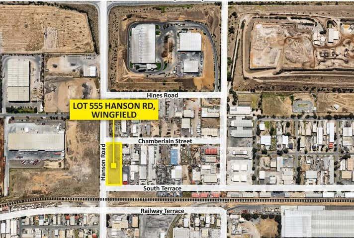 Lot 555 Hanson Road Wingfield SA 5013 - Image 1