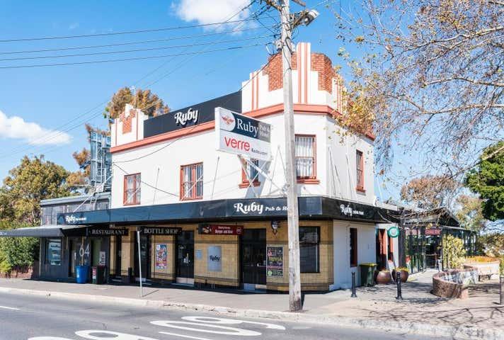 Ruby Pub Hotel 68 Victoria Road Rozelle NSW 2039