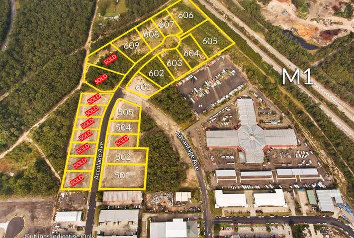 Lot 501 - 611 Accolade Ave Morisset NSW 2264 - Image 1