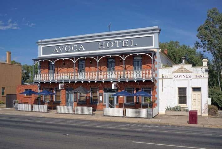 The Avoca Hotel, 115 High Street Avoca VIC 3467 - Image 1