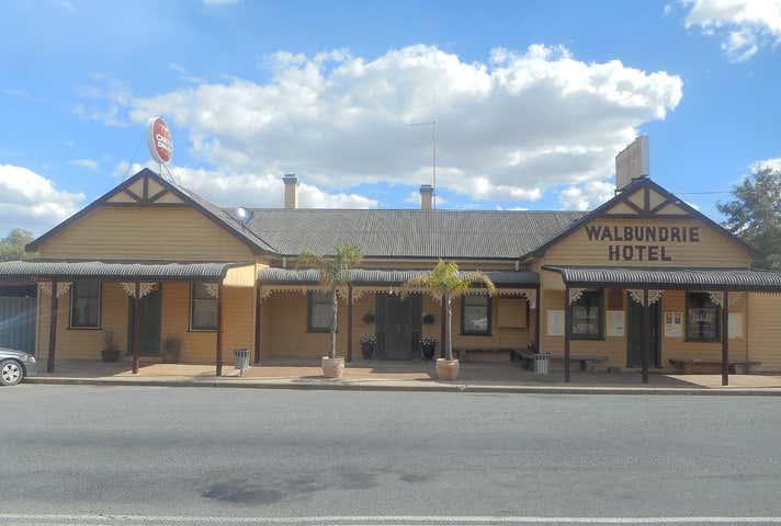 Walbundrie Hotel, Lot 3-4 Billabong Street Walbundrie NSW 2642 - Image 1