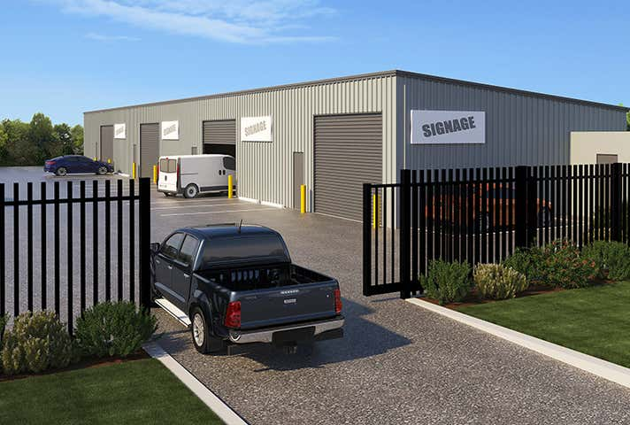 Factory 3/5 Rovan Place, Bairnsdale, Vic 3875