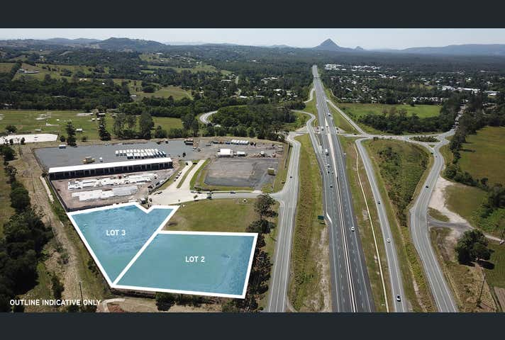 Lots 1-3, 1 Taylor Court Cooroy QLD 4563 - Image 1
