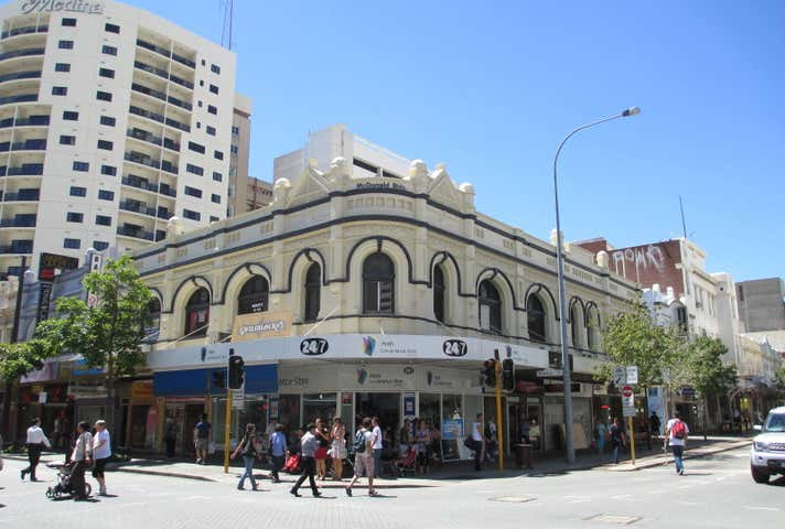 Commercial real estate property for lease in perth cbd for 150 adelaide terrace perth