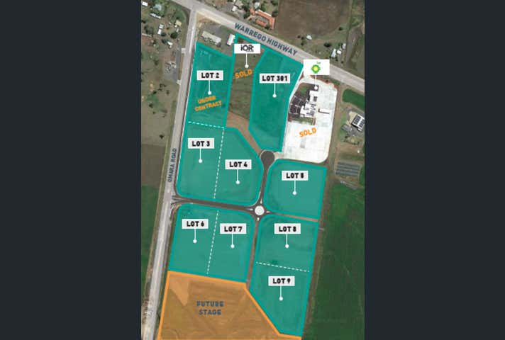 Lot 301 Warrego Highway Wellcamp QLD 4350 - Image 1