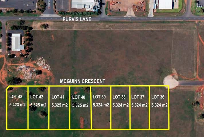 Lots 36 to 43 McGuinn Crescent Dubbo NSW 2830 - Image 1