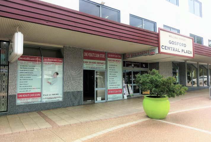 Shops 16 & 16A, 153 Mann Street, Gosford, NSW 2250
