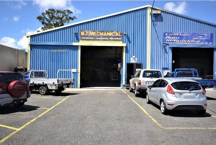 Shed 2 18b Goggs Street (BJ Mechanical) Toowoomba City QLD 4350 - Image 1