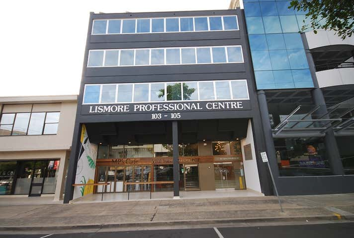 Lismore Profession Centre, Suite 1 Level 2, 103-105 Molesworth Street Lismore NSW 2480 - Image 1