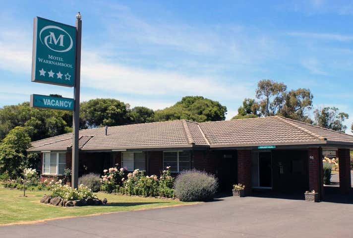 Motel Warrnambool, 54 Raglan Parade Warrnambool VIC 3280 - Image 1