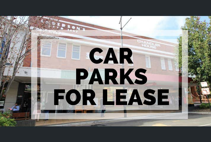 Car Parks, 492 Ruthven Street Toowoomba City QLD 4350 - Image 1