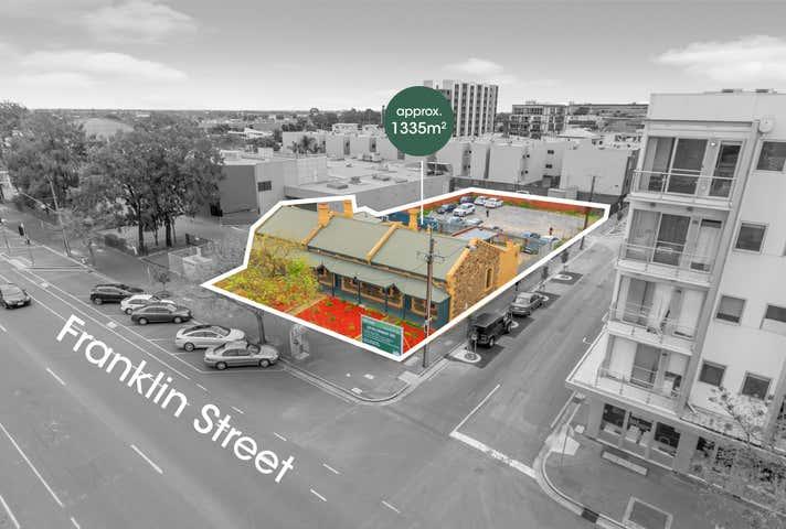 254-260 Franklin Street (Incl 145 Gray Street), Adelaide, SA 5000