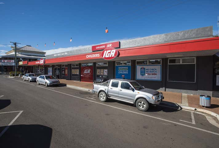 112-120 Churchill Street Childers QLD 4660 - Image 1
