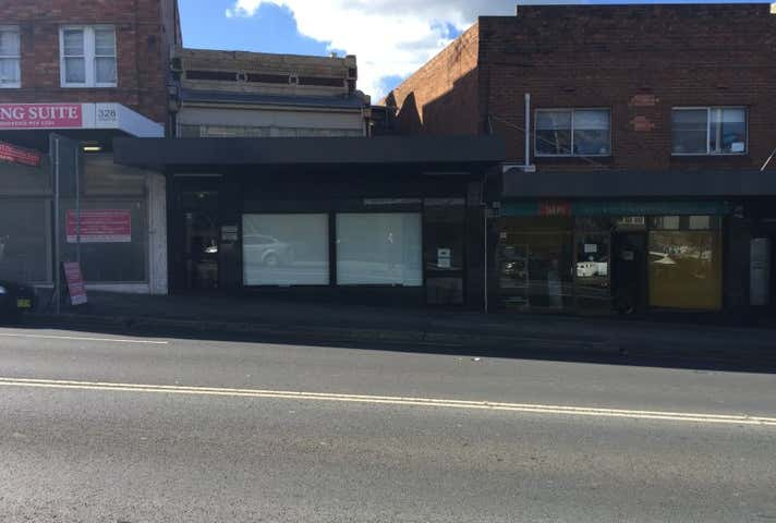 Street Front , 326  Crown Street Wollongong NSW 2500 - Image 1