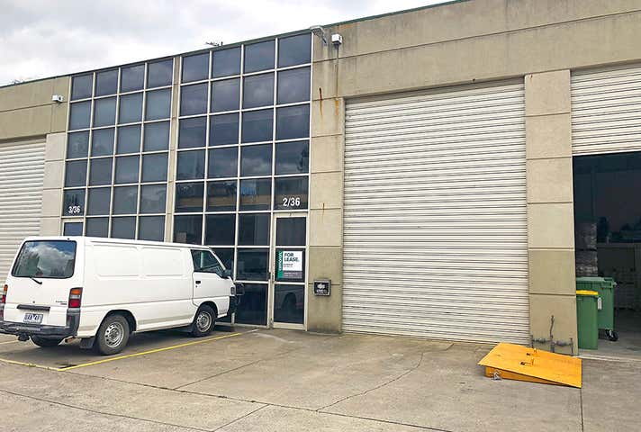 2/36 Industrial Park Drive Lilydale VIC 3140 - Image 1