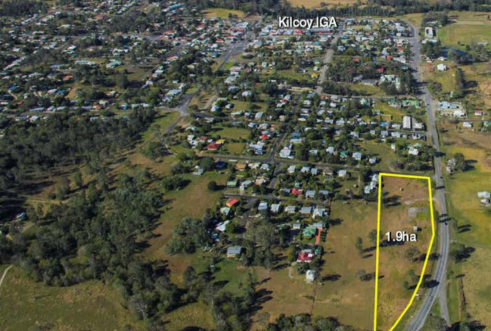 Lot 8 Graham Street, Cnr D'Aigular Highway Kilcoy QLD 4515 - Image 1