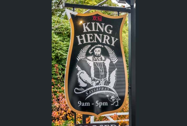 King Henry Arts Cafe, 320 Mt Dandenong Tourist Road Sassafras VIC 3787 - Image 1