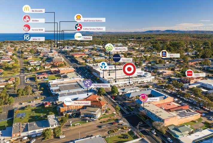 Shop & Retail Property For Sale in South Coast, NSW