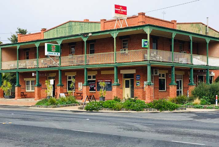 Cricket Club Hotel, 92 High Street Charlton VIC 3525 - Image 1