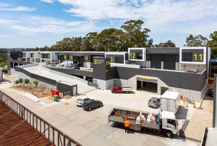 Aussie Strata Storage, 26/23a Mars Road Lane Cove West NSW 2066 - Image 1
