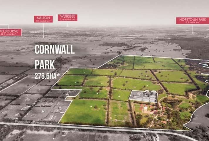 Cornwall Park, 2389-2485 Diggers-Rest Coimadai Road Toolern Vale VIC 3337 - Image 1