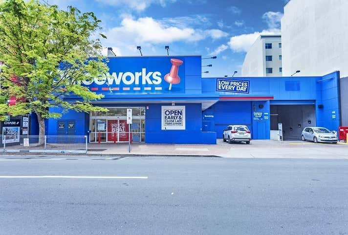 Office Works Braddon, 30 Mort Street, Braddon, ACT 2612