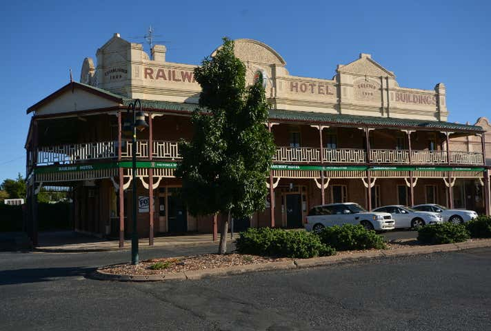 Railway Hotel Grenfell  Freehold or Lease, 1 Main Street Grenfell NSW 2810 - Image 1