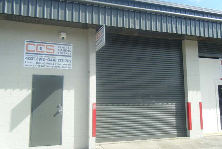 Central Cairns Storage, 7/206-208 McCormack Manunda QLD 4870 - Image 1