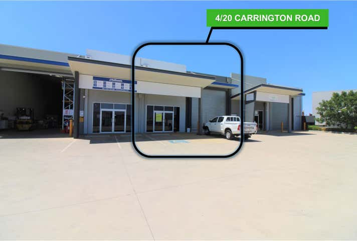 Unit 4, 20 Carrington Road Torrington QLD 4350 - Image 1