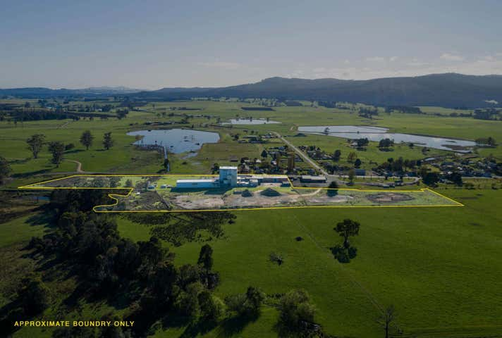 x- Spring Bottled Water and Powdered milk factory, 999 Main Road Legerwood TAS 7263 - Image 1