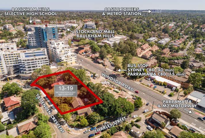 13-19 Yattenden Crescent Baulkham Hills NSW 2153 - Image 1