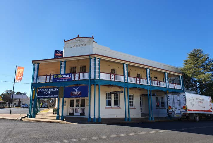Coolah Valley Tavern, 28 Binnia Street Coolah NSW 2843 - Image 1