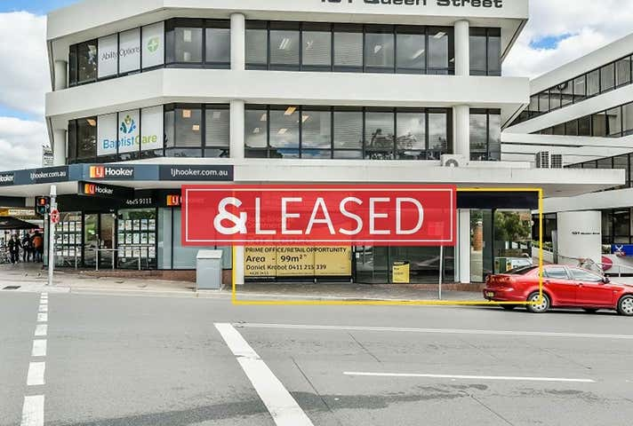 Shop 4, 101 Queen Street Campbelltown NSW 2560 - Image 1