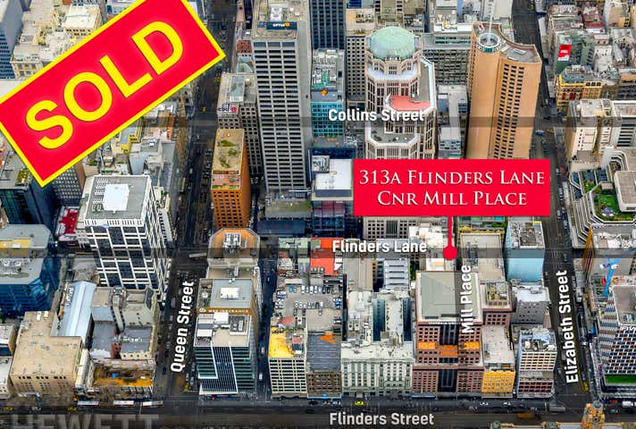Corner Flinders Lane and Mill Place Melbourne VIC 3000 - Image 1