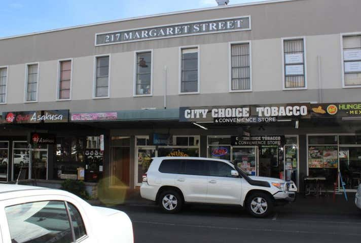 FF Suite 11 & 12, 217 Margaret Street Toowoomba City QLD 4350 - Image 1