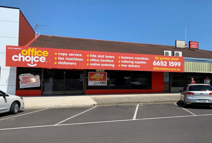 Shops 20-21, 20 Gordon Street Coffs Harbour NSW 2450 - Image 1