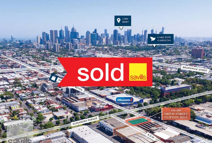 598-600 Smith Street Clifton Hill VIC 3068 - Image 1