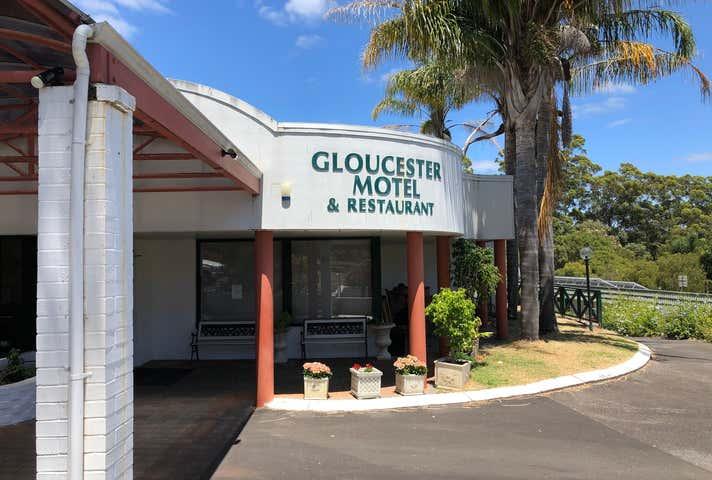 Gloucester Motel, 46 Ellis Street Pemberton WA 6260 - Image 1
