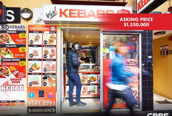 Shops 1, 2 & 3, 546-548 Flinders Street Melbourne VIC 3000 - Image 1