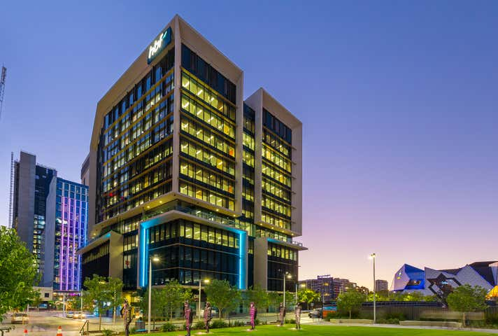 HBF House, 570  Wellington Street, Perth, WA 6000