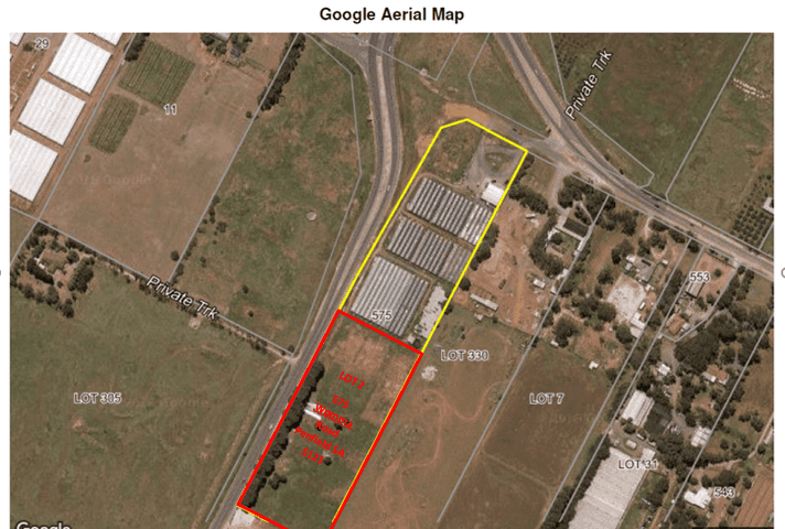 Lot 2, 575 Womma Road, Penfield, SA 5121