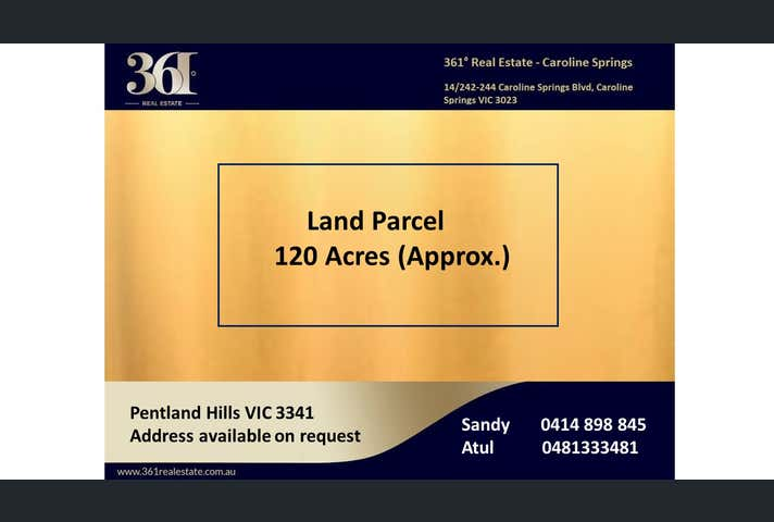Pentland Hills VIC 3341 - Image 1