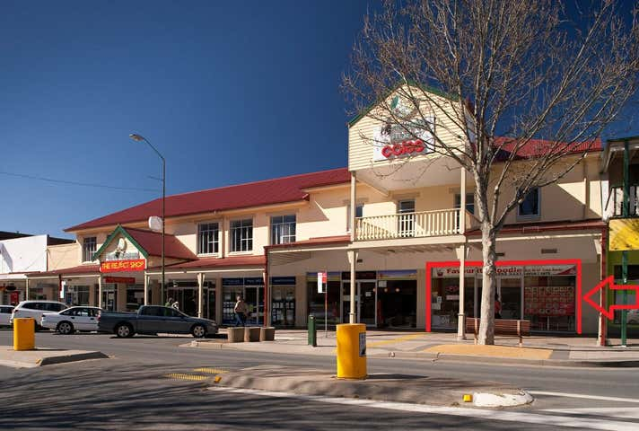 Centennial Plaza, Shop 1, 114 Sharp Street Cooma NSW 2630 - Image 1
