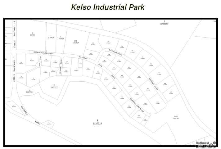 Lot 912 Hampden Park Road Kelso NSW 2795 - Image 1