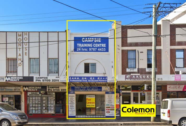 LEASED BY COLEMON SU 0430 714 612, 311 Beamish Street Campsie NSW 2194 - Image 1
